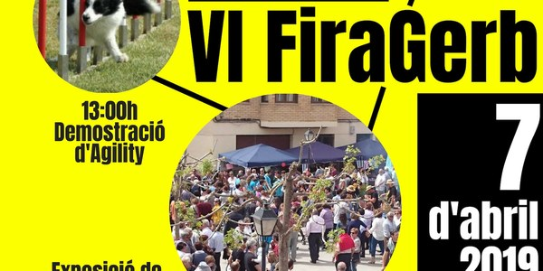 VI FiraGerb - 7 Abril 2019
